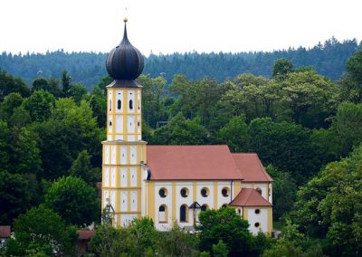 Kirche Oberglaim